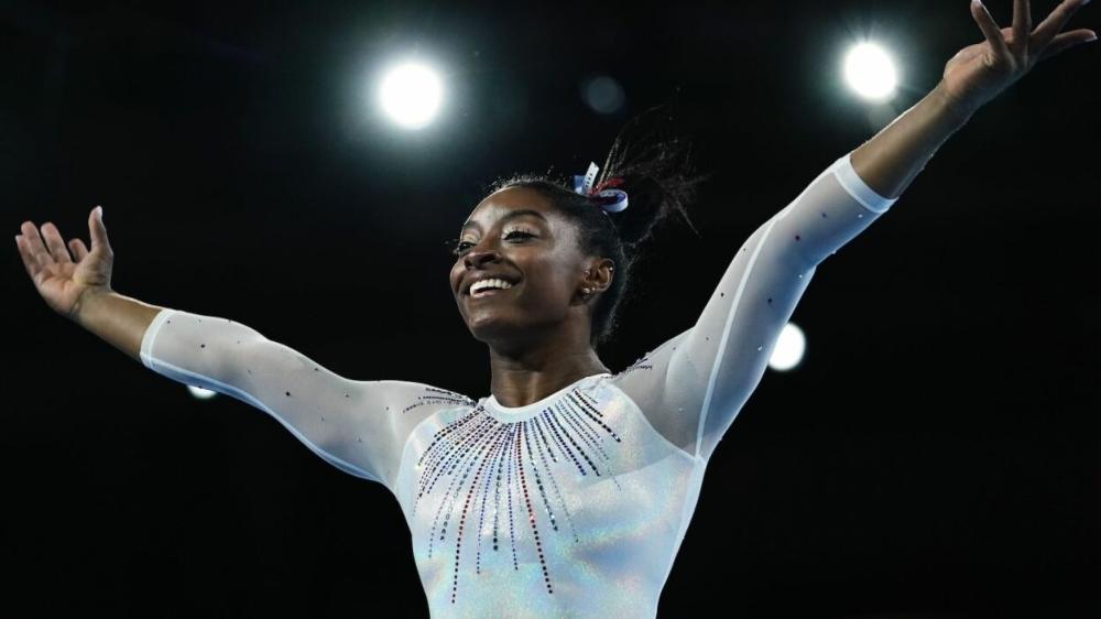 Simone Biles tại thế vận hội 2020