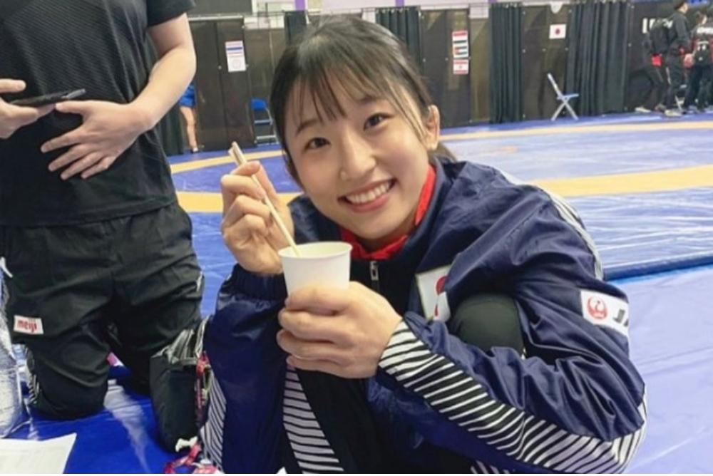 Yui Susaki vận động viên Olympic