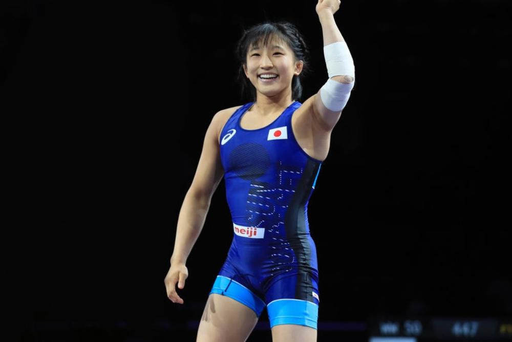 Susaki Yui Thế vận hội Olympic 2020