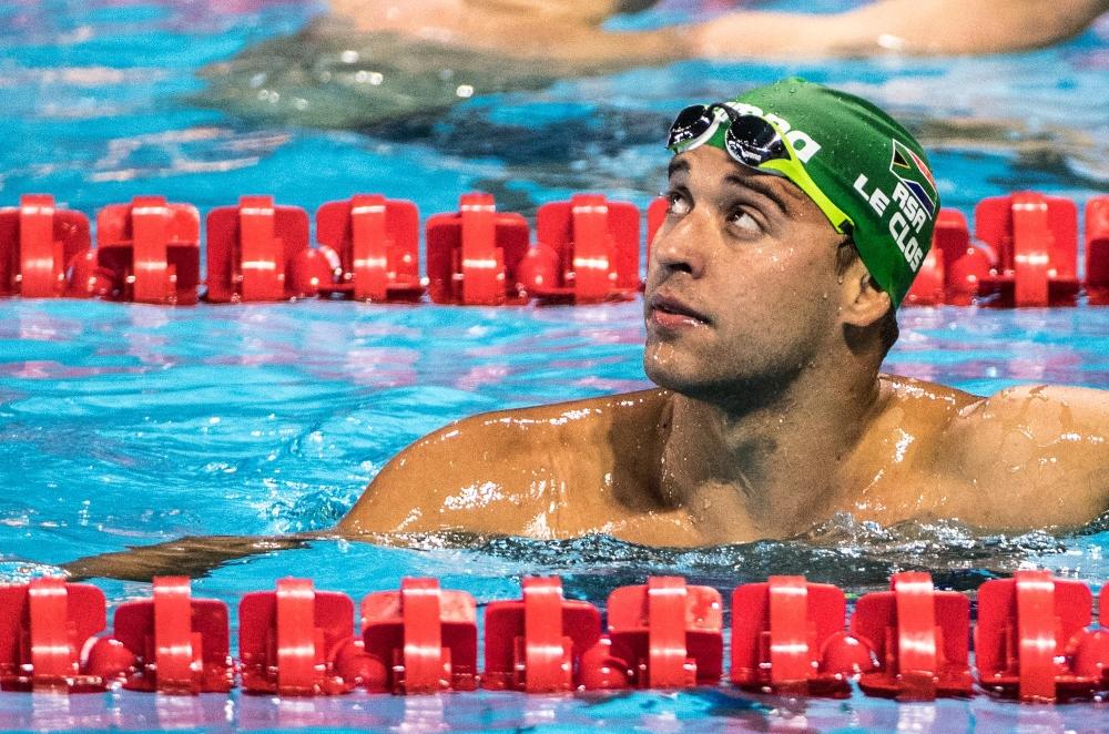 Chad Le Clos vận động viên olympic 2020