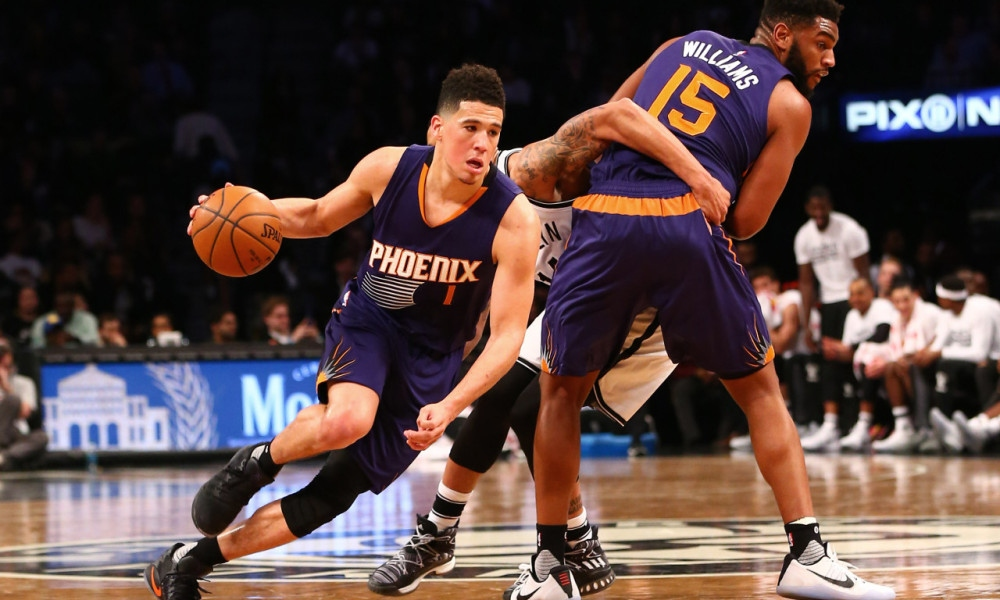 Devin Booker tham gia Olympic 2020
