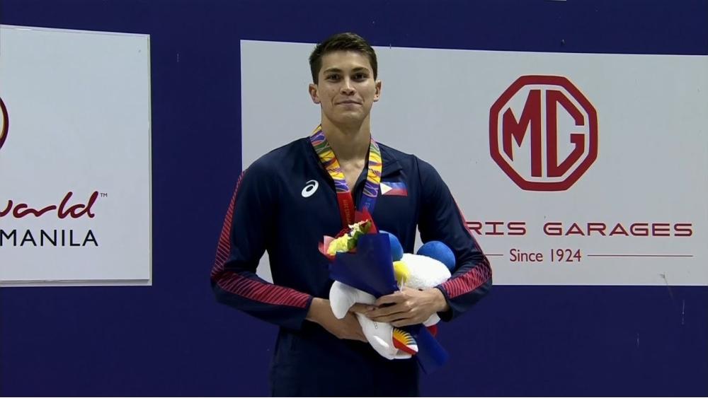 Luke Gebbie vận động viên nam nóng bỏng Olympic 2020