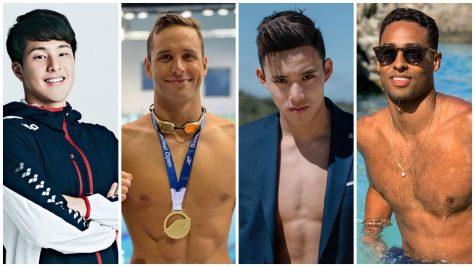 18 vận động viên nam điển trai, tài năng tại Olympic Tokyo 2020