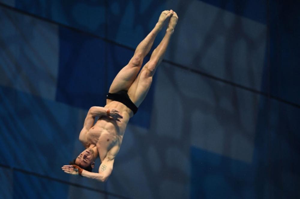 Tom Daley Olympic 2020