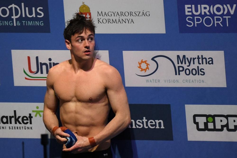 Tom Daley tham gia thế vận hội 2020