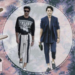 ELLE Man Style Calendar: Giày lười, nét đẹp giao thoa giữa lười biếng và linh hoạt