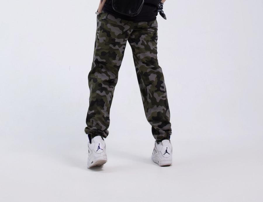 ClownZ - Quần Camouflage Sweatpants jogger