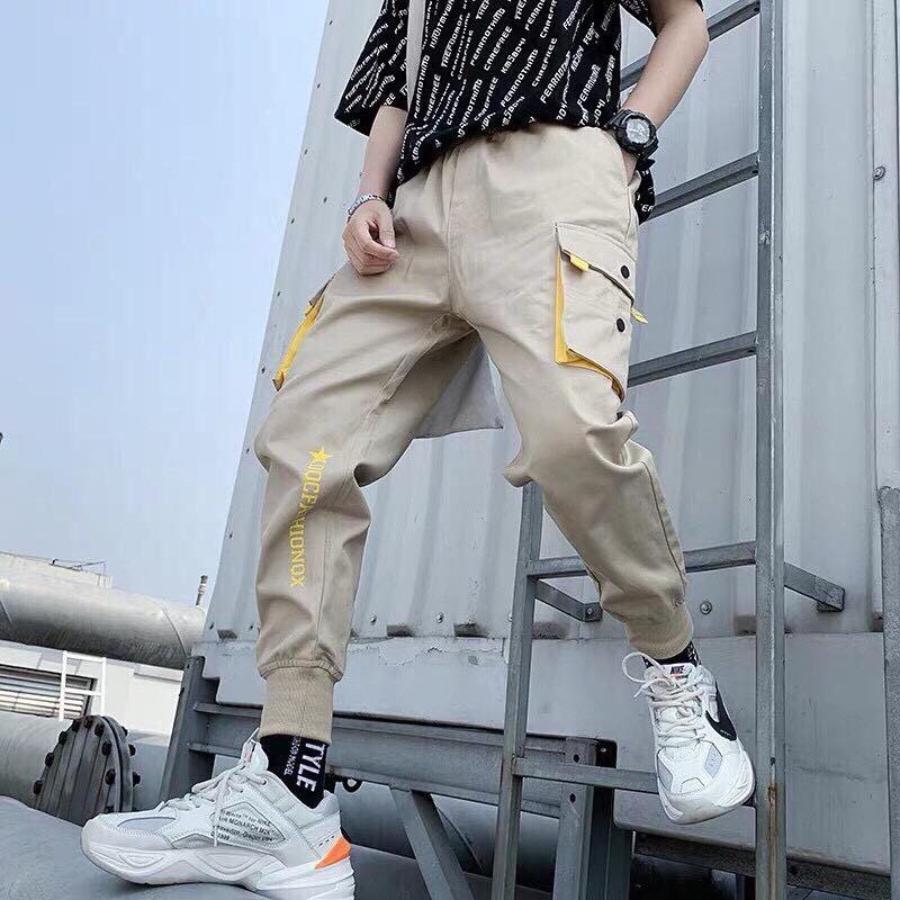 Quần kaki co giãn SAIGONESE fashion unisex