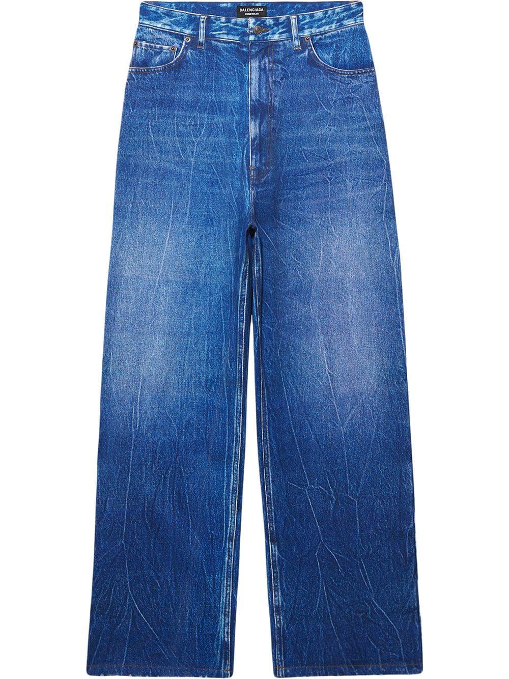 quan ong rong - elle man style calendar - 0821 - balenciaga baggy jeans