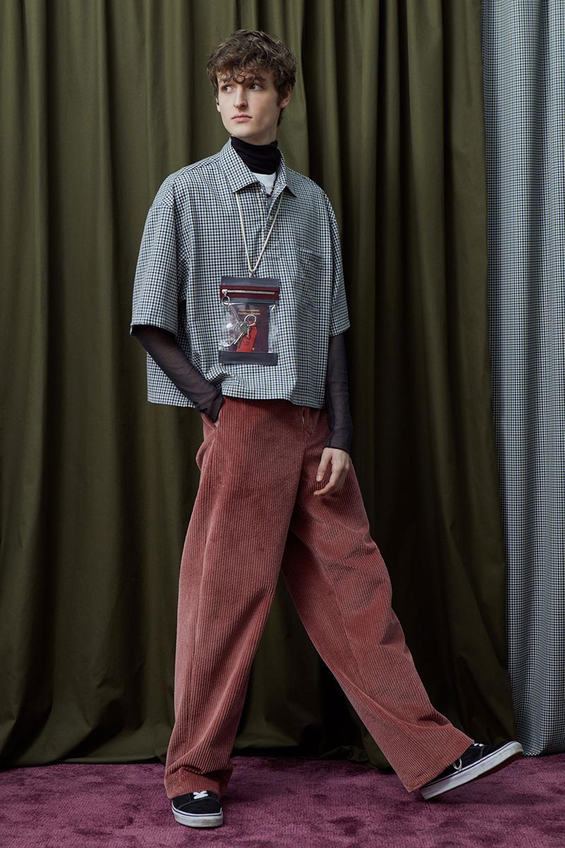 quan ong rong - elle man style calendar - 0821 - uniforme paris fw18