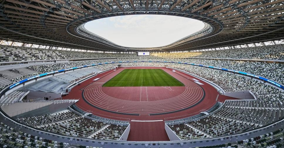 Sân vận động Tokyo Olympic stadium