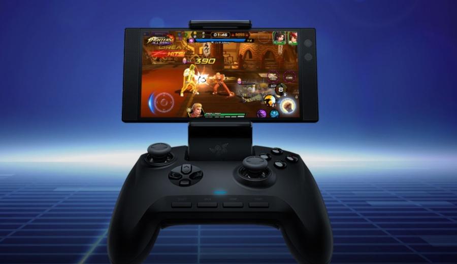 Razer Raiju Mobile Gaming Controller phụ kiện chơi game