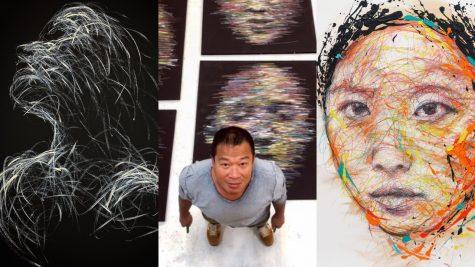 Hom Nguyen và câu chuyện về những bức chân dung