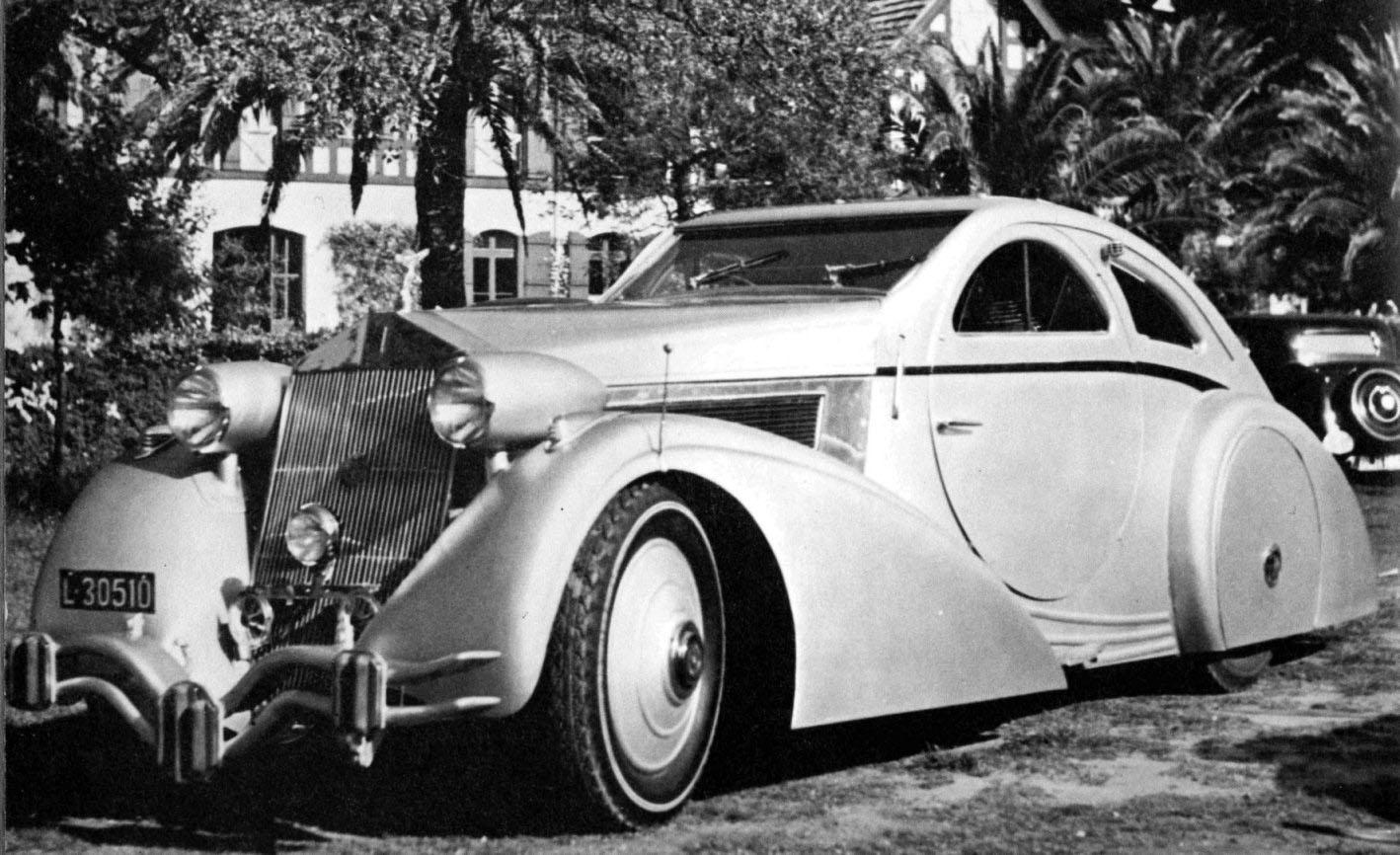 rolls royce phantom I 1925