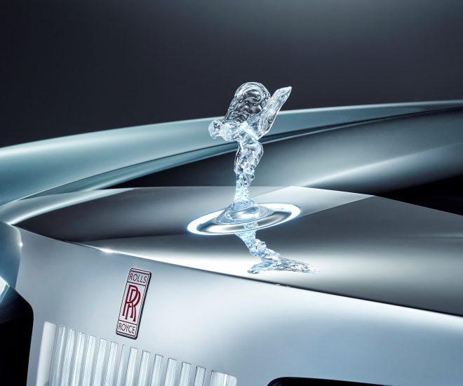 logo thương hiệu Rolls Royce