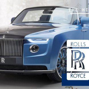 Ý nghĩa logo thương hiệu - Phần 49: Rolls-Royce