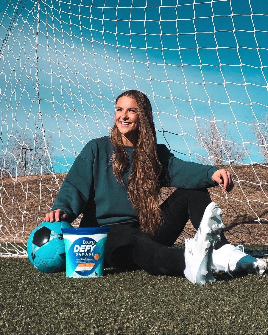 Brittany Wilson vận động viên