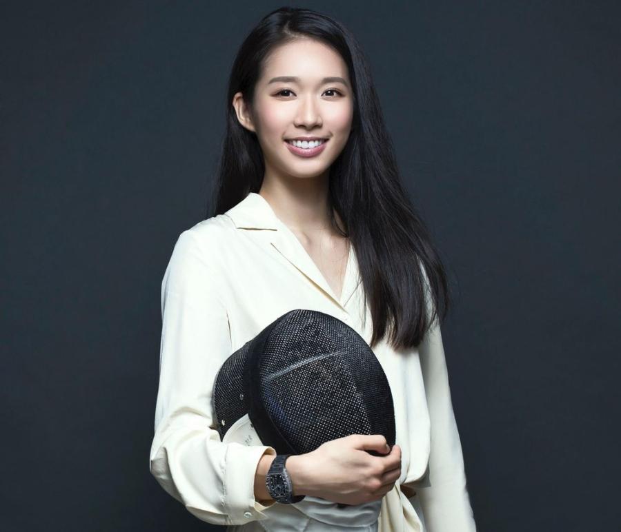 Vivian Kong vận động viên