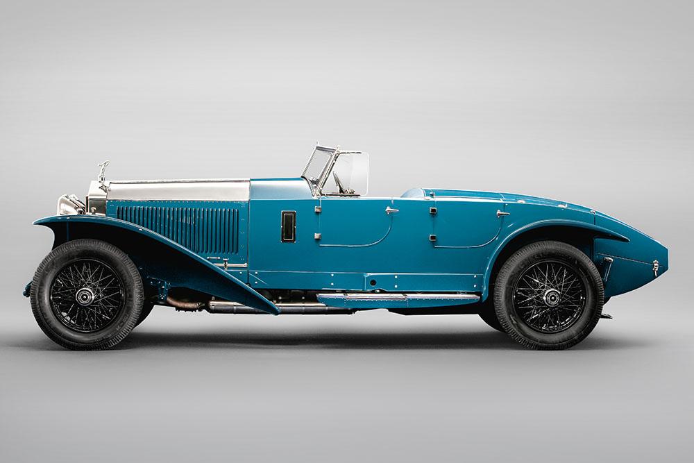 Rolls-Royce 17EX (1928).