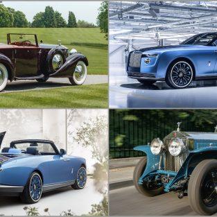 Rolls-Royce Coach-build: Từ nghệ thuật thất truyền đến đỉnh cao cá nhân hoá đương đại