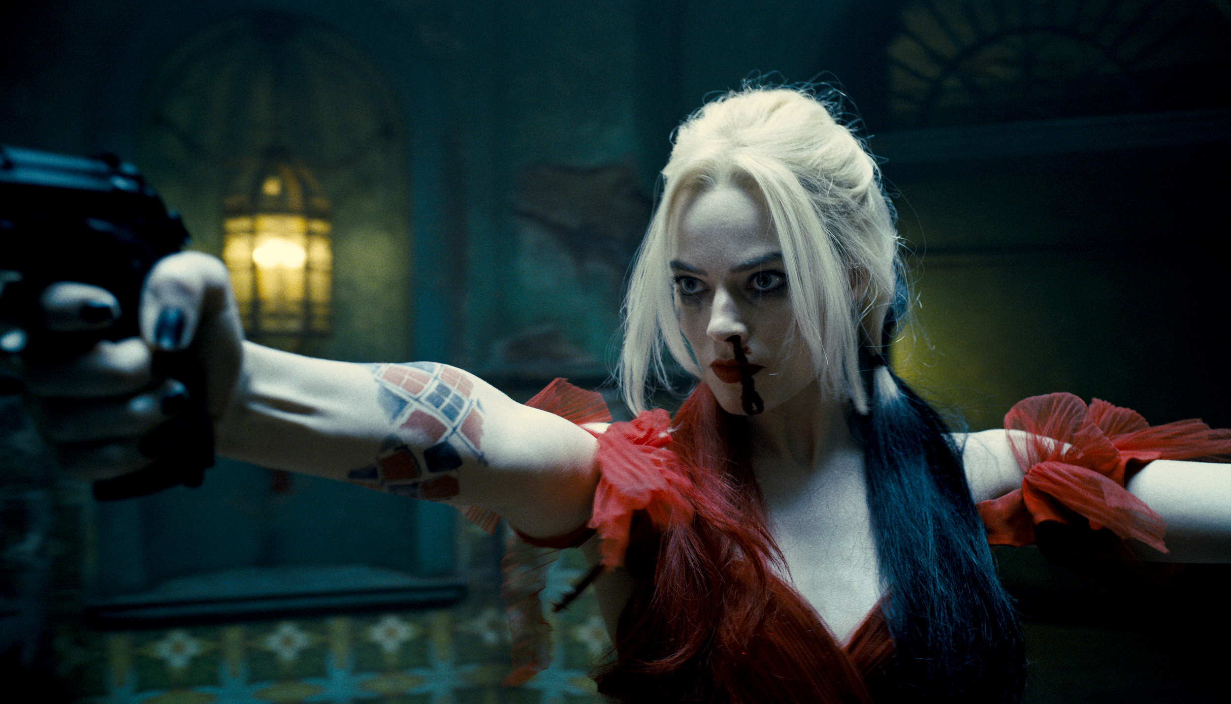 harley quinn the suicide squad 2021