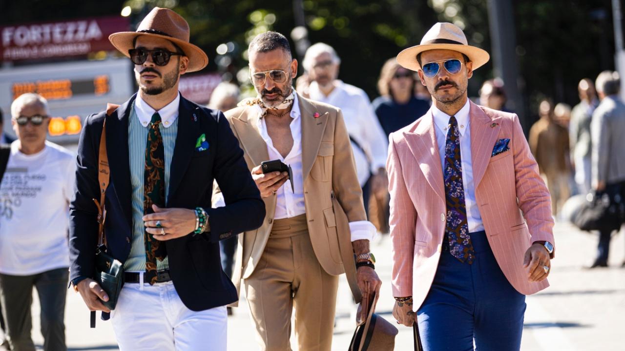 7 tips tạo dựng phong cách Sprezzatura cho các quý ông