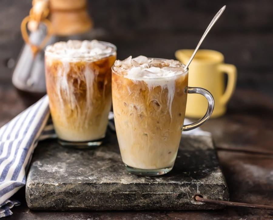 Cà phê cốt dừa tự học làm