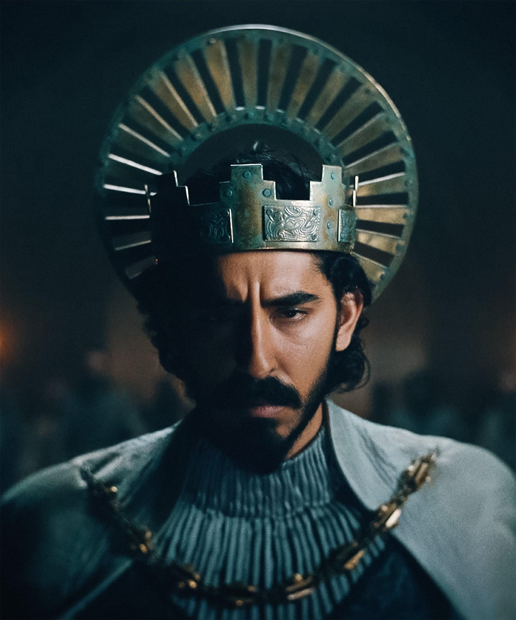 Gawain (Dev Patel) trong The Green Knight.