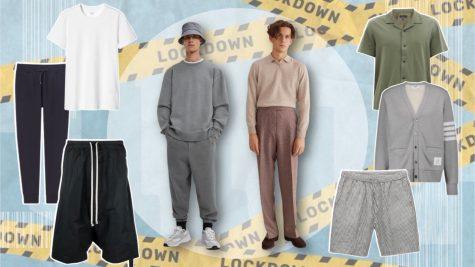 ELLE Man Style Calendar: Loungewear - Thời trang mùa giãn cách xã hội