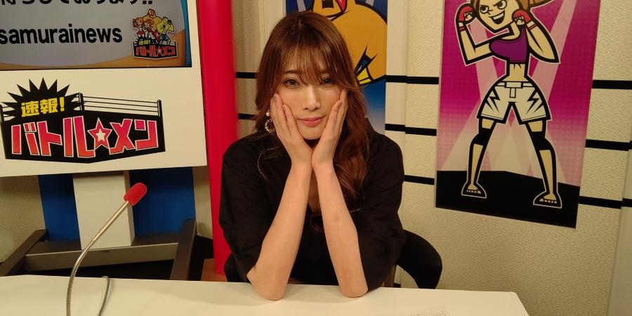 Saki Akai xinh đẹp trên đấu trường vận động viên