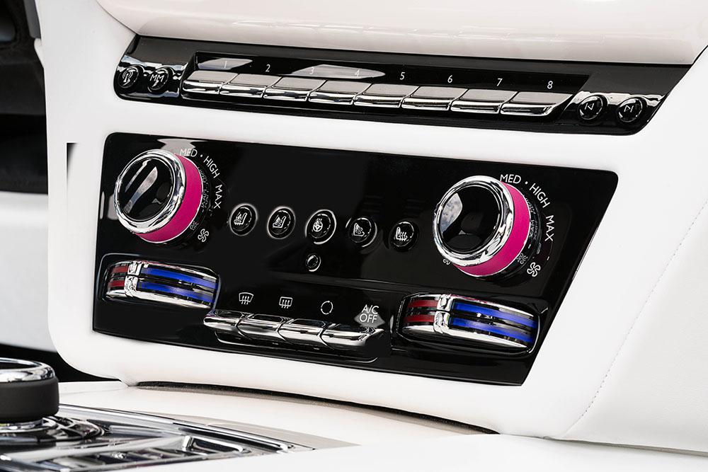 "Rolls-Royce Ghost màu ""Friskee Pink"""