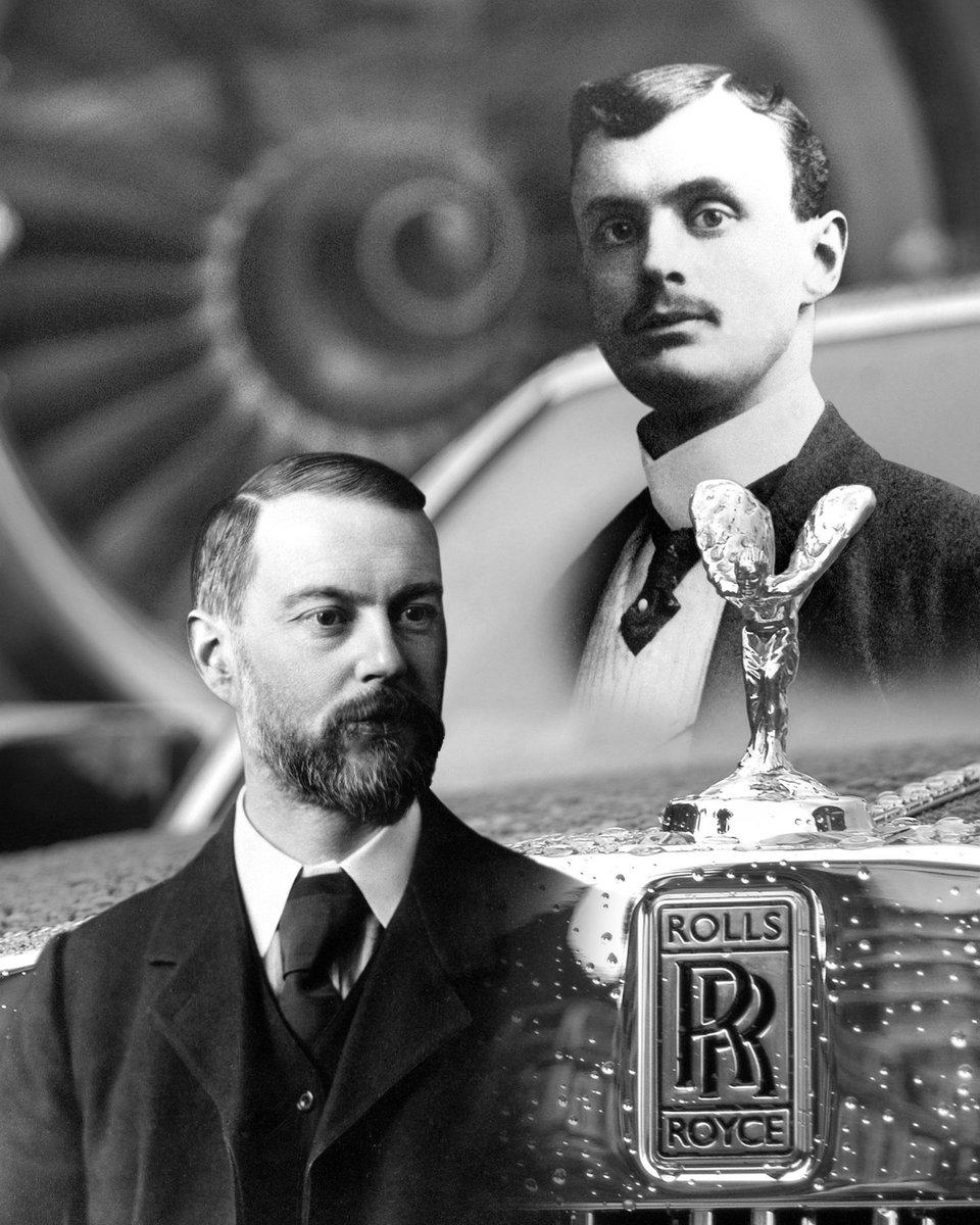 Charles Rolls và Henry Royce đã gặp nhau tại khách sạn Midland, Manchester, Anh Quốc vào tháng 5/1904   Hình ảnh: Twitter - The Rolls-Royce Heritage Trust