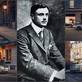 Rolls-Royce kỷ niệm sinh nhật huyền thoại Charles Stewart Rolls với chuyến dạo quanh London