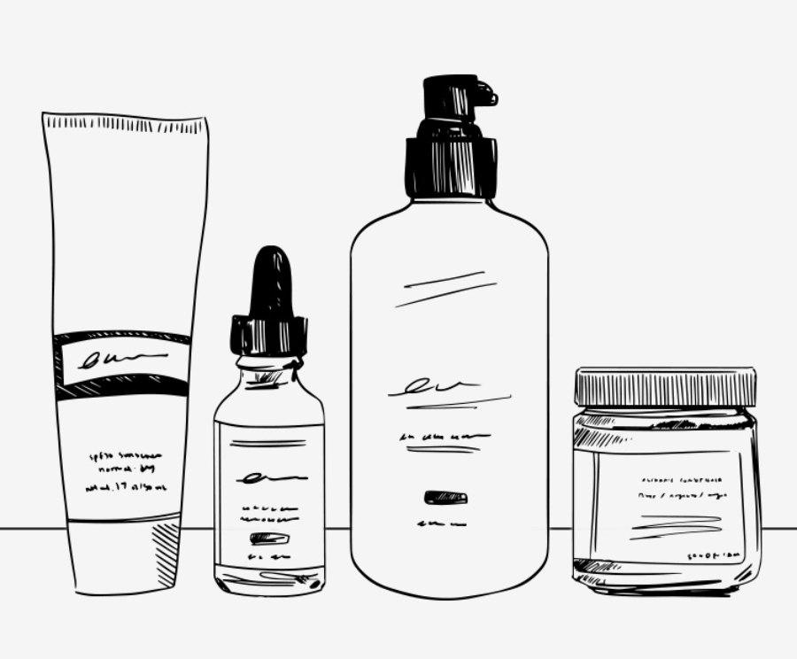 những sản phẩm chăm sóc da cơ bản