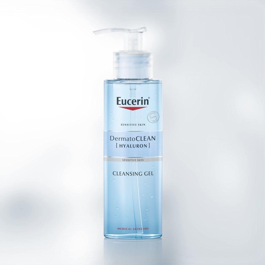 Eucerin Dermato Clean Refreshing Cleansing Gel