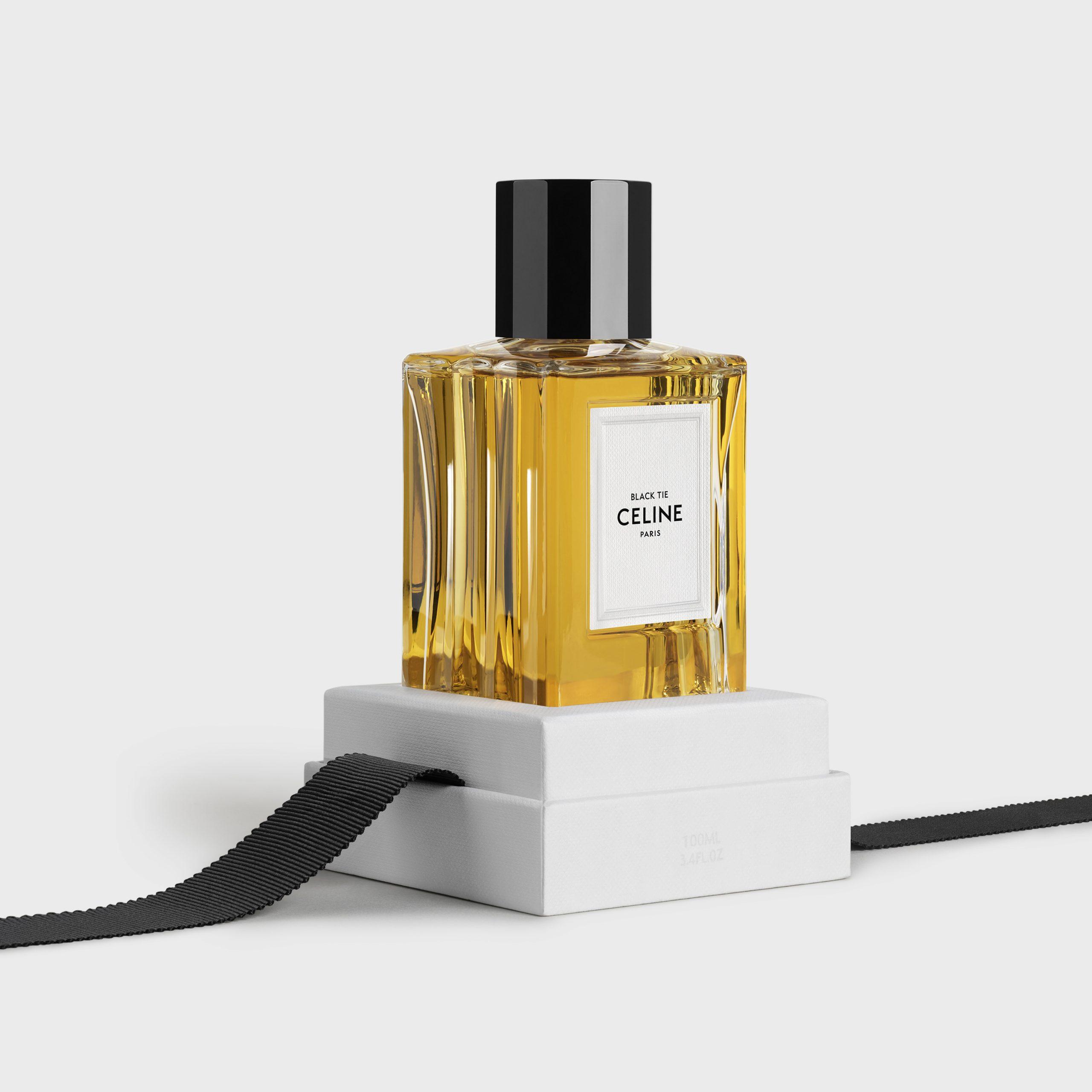 nước hoa celine black tie