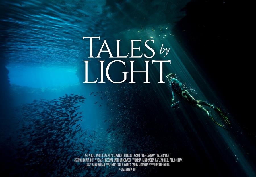 Tales by light du lịch mùa dịch