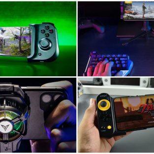 Phụ kiện chơi game di động tầm trung đáng chú ý của nằm 2021