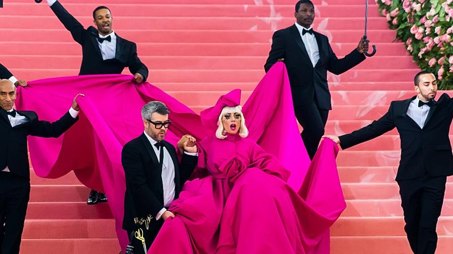 Lady Gaga tại Met Gala 2019