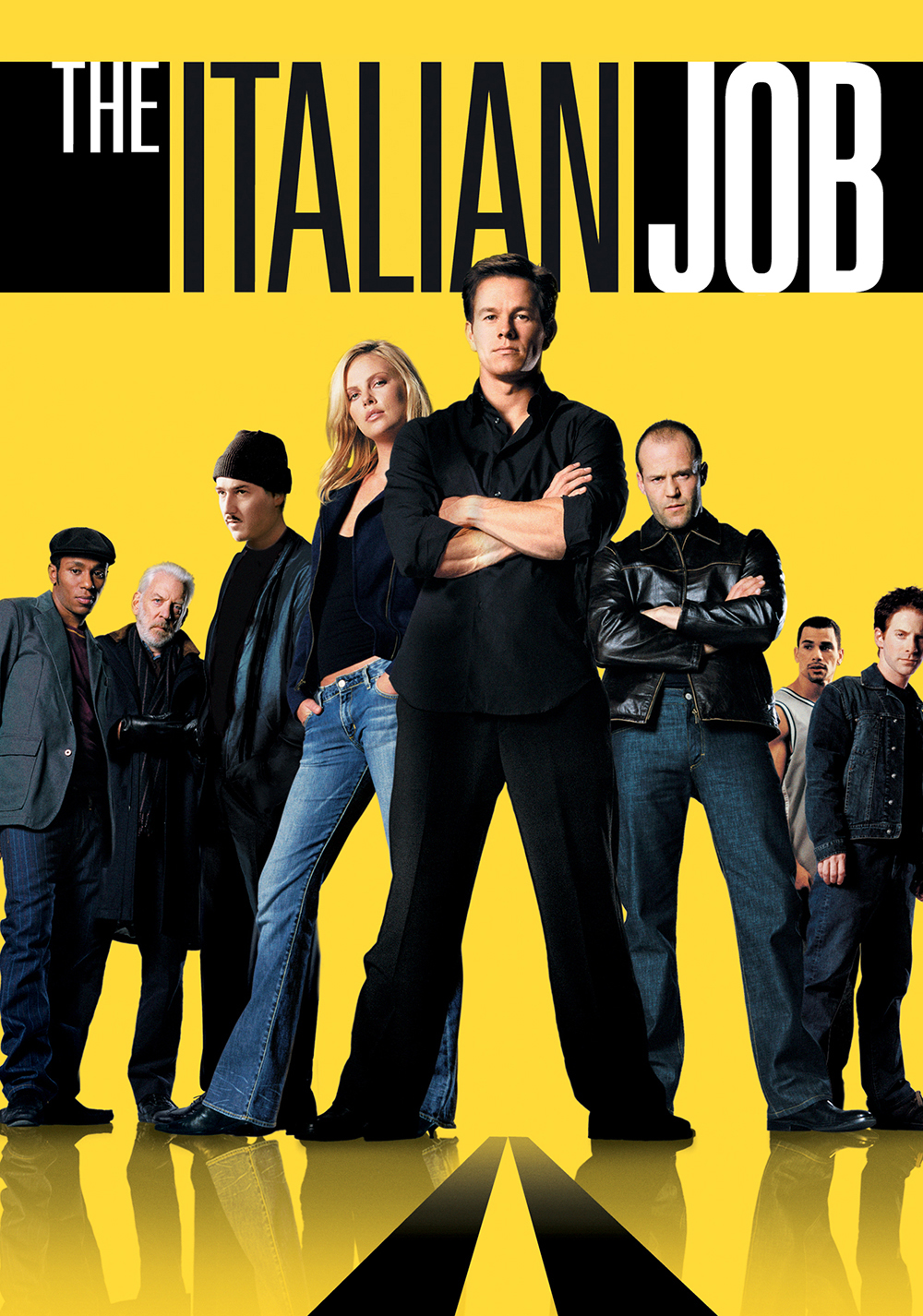 Italian Job 2003
