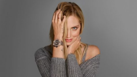 Chiara Ferragni - mỹ nhân đại sứ thương hiệu mới của Hublot