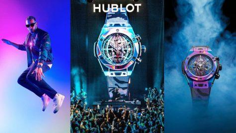 """Hublot cùng DJ """"tỉ view"""" tung ra phiên bản siêu giới hạn - Big Bang DJ Snake"""