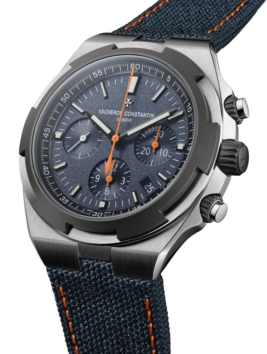 "Vacheron Constantin Đồng hồ phiên bản giới hạn Overseas ""Everest"""