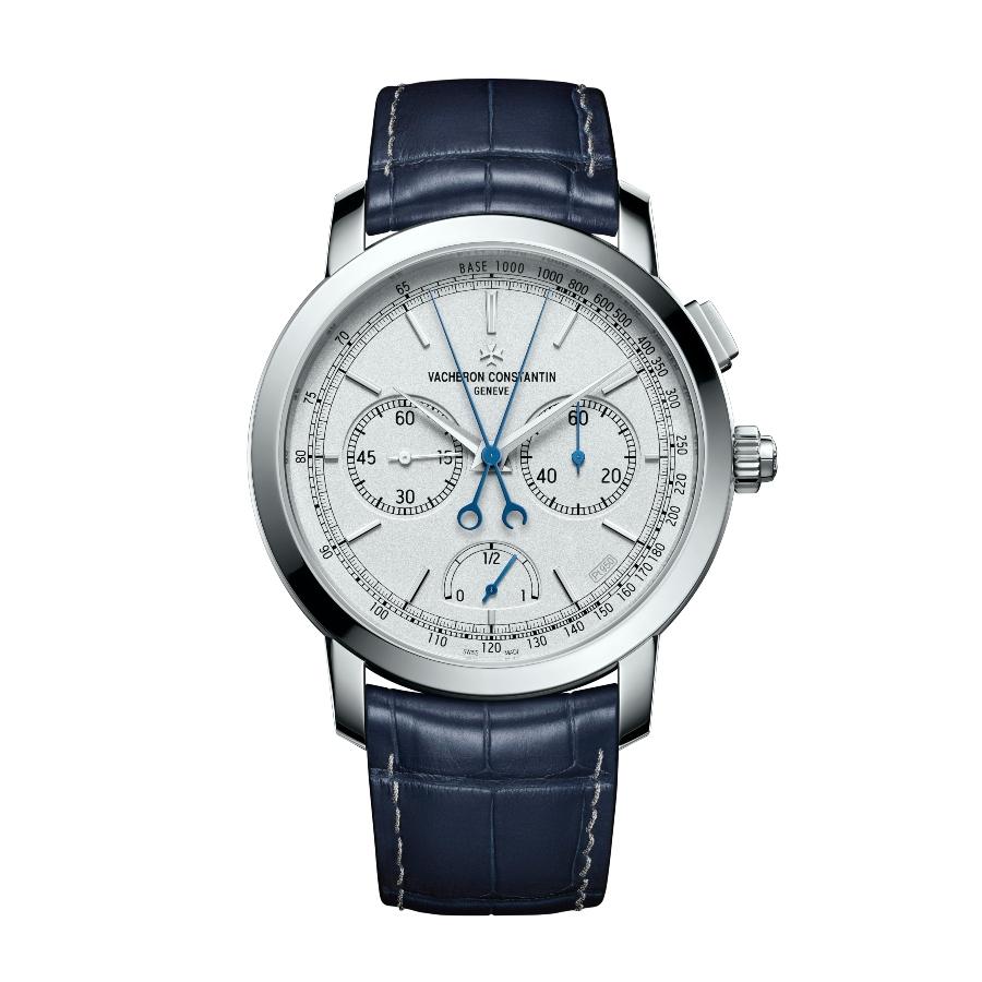 Đồng hồ Harmony từ bạch kim 950, bấm giờ tách giây, phiên bản kỷ niệm 260 năm thành lập (Ref. 5400S/000P-B057) - 2016