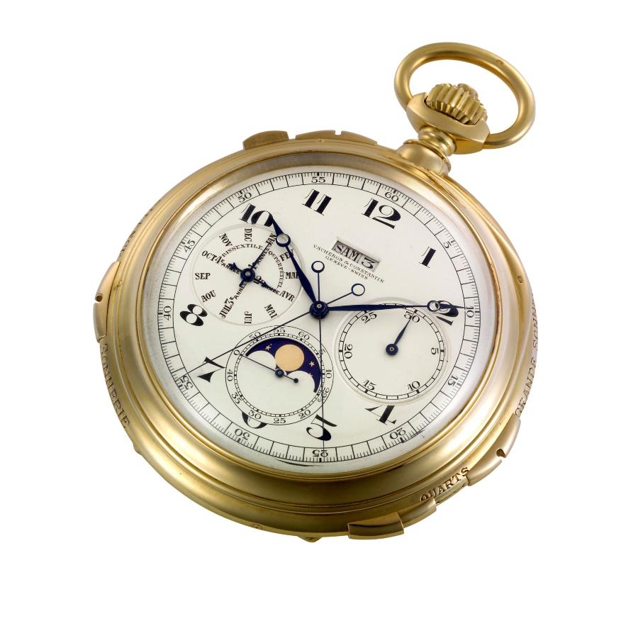 Vacheron Constantin Đồng hồ bỏ túi, quà tặng cho Vua Fouad 1 (Inv. Ref. 11294) - 1929