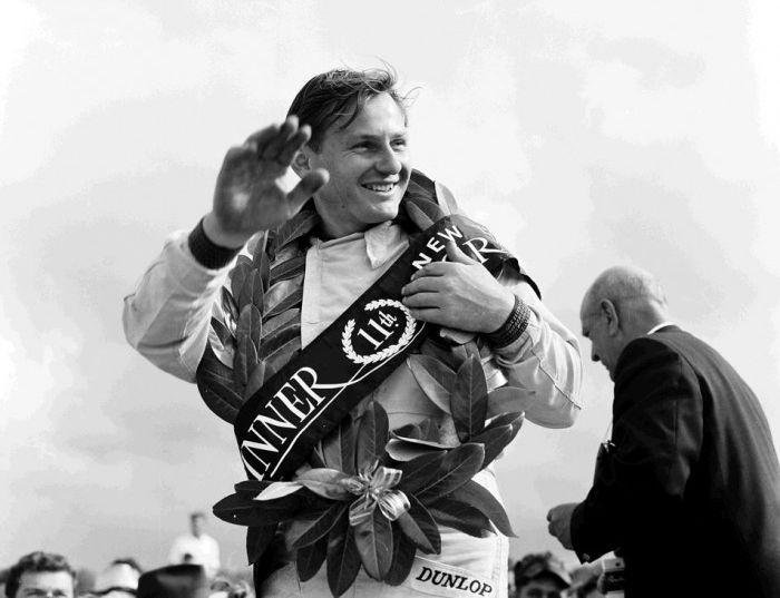 Chân dung Bruce McLaren – tay đua huyền thoại, đồng thời là nhà sáng lập đội đua McLaren